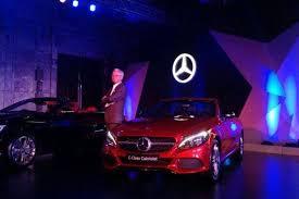 Cars, mercedes benz, news september 30, 2014 0 viraj david. Mercedes Benz Launches C300 And S500 Cabriolet Models The Financial Express