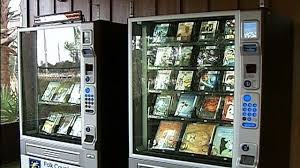 Library Vending Machine Extraordinary Book Lending Vending Machines Are The Libraries Of Tomorrow