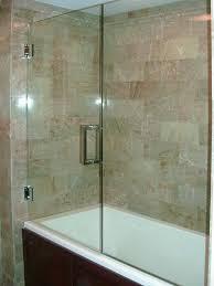 custom glass tub enclosure sample