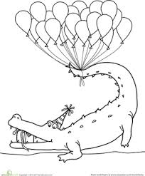Check out these january coloring pages. Happy Birthday Coloring Pages Education Com