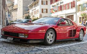 Sort results bymodel auction location auction house auction date price. Was The Ferrari Testarossa Really All That Great