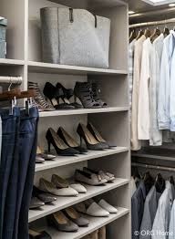 flat adjule shoe shelves in a columbus ohio custom closet innovate home org