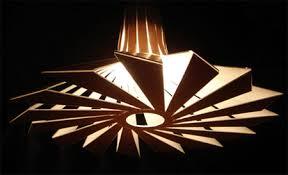 fan shaped shade realistic unique pendant light stunning amazing metal masterpiece creation amazing pendant lighting