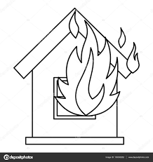 14 House Drawing Fire For Free Download On Ayoqq Cliparts