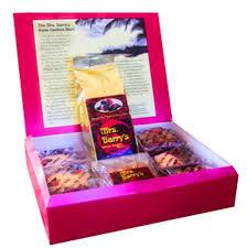 mrs barry s kona cookies special gift box 12 cookies 100 kona