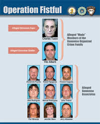 Genovese Crime Family Chart 2015 Michael Coppola Archives About The Mafia