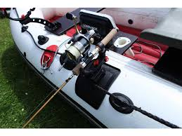 daiichiseiko chibi lark gb angler rod holder for inflatable boat and homemade fishing