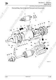 jcb cx starter motor wiring diagram wiring diagram jcb 214 backhoe wiring diagram diagrams