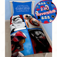 star wars episode vii viii duvet quilt covers
