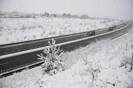 Des restrictions de circulation en raison de la neige dans le nord et l'est - Sud Radio