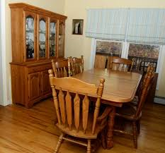 wooden dining table.  Table Brown Wooden Dining Table Set On Wooden Dining Table O