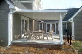 hardtop patio covers outdoor awnings and shades outdoor patio cover kits