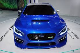 Next Generation Subaru Impreza to Get Styling Cues from WRX Concept