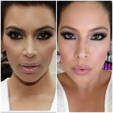 kim kardashian inspired bold smoked under eye makeup tutorial 2016 you