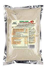 eu nutrition oatmeal flour 1 harina de avena kg morango sport food breakfast