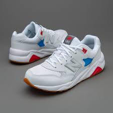 new balance junior. new balance junior kl580 - white