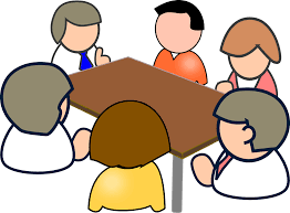 round table discussion clipart. meeting clipart round table discussion