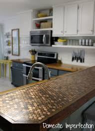 Penny Countertop And Kitchen Nice Look