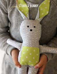 Free Bunny Pattern Template Awesome Decorating Ideas