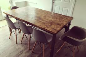 industrial dining furniture. Industrial Dining Table 8 Seater - Crescent Fifty One Furniture