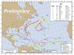 Hurricane Tracking Chart 2017 An Active Hurricane Season Ocean Navigator Web