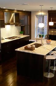 Kitchen Designs Dark Cabinets