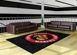 custom logo rugs. Marine Corps Logo Rug Custom Rugs S