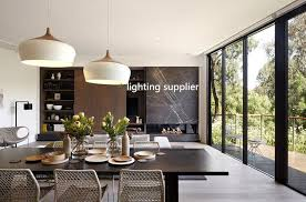 contemporary pendant lighting for dining room. Beautiful For Delightful Pendant Lights Dining Room Hanging Modern Light Wood And  Aluminum Lamp Black White Restaurant In Ideas Jpeg Throughout Contemporary Lighting For E