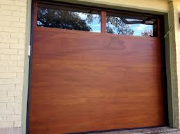modern wood garage door. Cowart Door - Modern Wood Garage Doors Modern-garage O