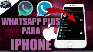 YOWHATSAPP PARA IPHONE |TODAS LAS FUNCIONES DE WHATSAPP PLUS EN IPHONE||2019