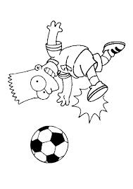 Kleurplaat Voetbal 6813 Kleurplaten