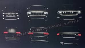 chrysler wagoneer 2018. modren wagoneer leaked photos of nextgen 2018 jeep wrangler 2019 grand wagoneer emerge  after dealer presentation on chrysler wagoneer e