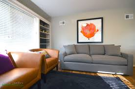 room and board york sofa west elm mira rug west elm tulip chairs