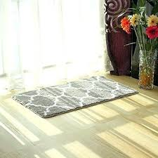 decorative bath rugs large