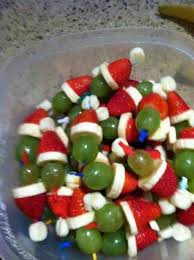 26 Easy and Adorable DIY Ideas For Christmas Treats | Pineapple juice, Finger  foods and Finger