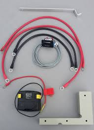 battery isolator wiring solidfonts dual isolator battery wiring kit no
