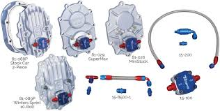 Rear Cover Oil Pumps