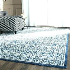 furry royal blue rug wedding floor runner rugs for living room new