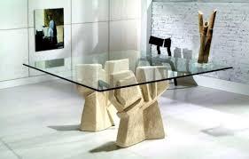 Fascinating Dining Table Base Granite Top Ideas Glass Dining Room Table  Bases Base Ideas Gallery .jpg