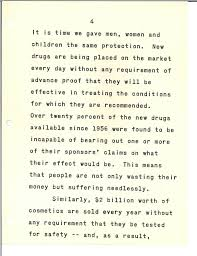 special message to congress on protecting consumer interest  special message to congress on protecting consumer interest 15 1962
