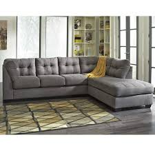 maier charcoal  piece sectional  bernie  phyl's furniture  by