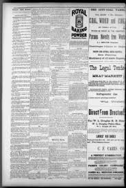 Parsons Daily Eclipse from Parsons, Kansas on September 1, 1888 · 4