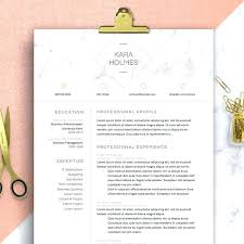 Present Yourself Resume Template Artsy Templates – Meetwithlisa.info