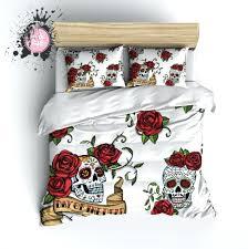 large size of skull duvet cover queen plum sugar skull duvet cover queen sugar skull comforter