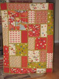 Big Block Quilt Patterns Delectable Easy Big Blocks Queen Size Quilt Patterns Name Attachment48