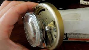 an older nib honeywell t87! youtube Honeywell Round Thermostat Wiring Diagram an older nib honeywell t87! Honeywell Round Thermostat Installation