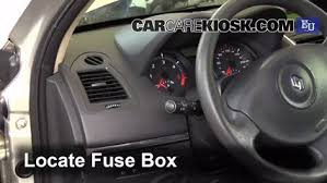 interior fuse box location 2002 2008 renault megane 2003 renault megane 3 fuse box diagram at Megane 2 Fuse Box Diagram