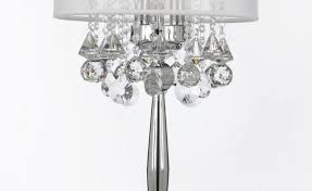 charming chandelier desk lamp and lighting crystal chandelier desk lamp antique table lamps target