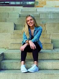 Senior Goodbye: Natalie Aman – The Dispatch