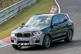 2018 bmw production schedule. perfect schedule bmw x3 m caught looking productionready  motor trend inside 2018 bmw production schedule